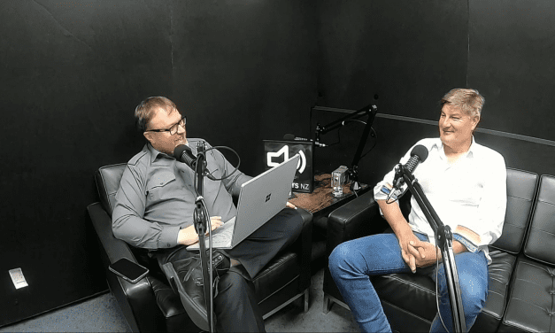 A chat with Vodafone NZ CTO Tony Baird – NZ Tech Podcast 467