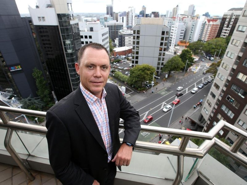 Inside Vocus NZ with CEO Mark Callander