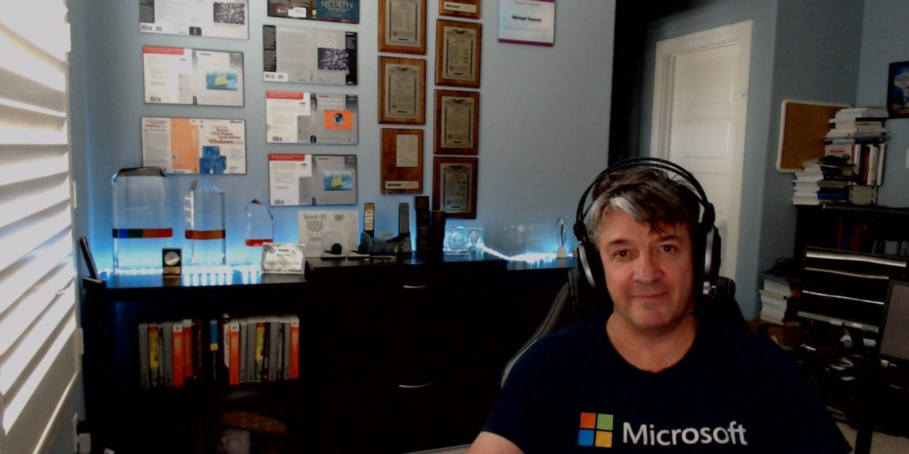 Michael Howard – Cyber Security Innovator