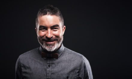 Dai Henwood (Comedian) & Paul Spain on NZ Tech Podcast